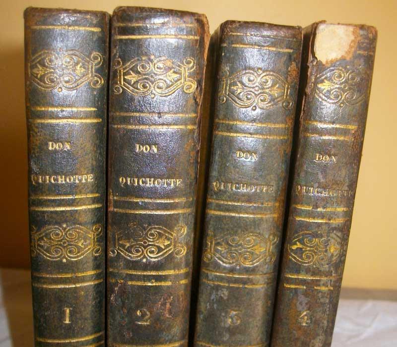 livres anciens, tranche cuir