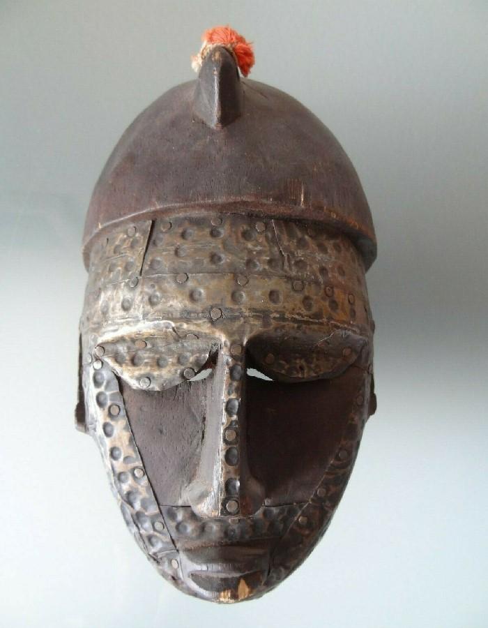 ancien masque africain bambara