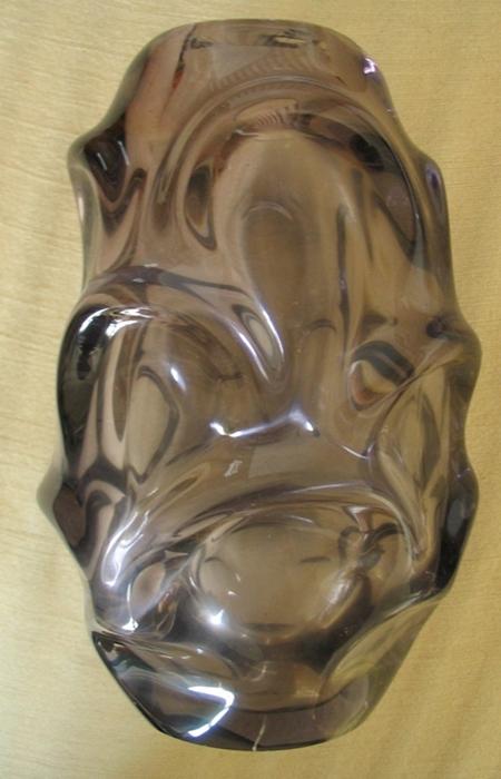 vase vintage années 70