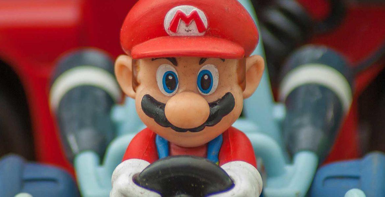 mario-personnage de jeu vidéo