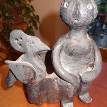 Pouchain Dominique – céramique d'art contemporain